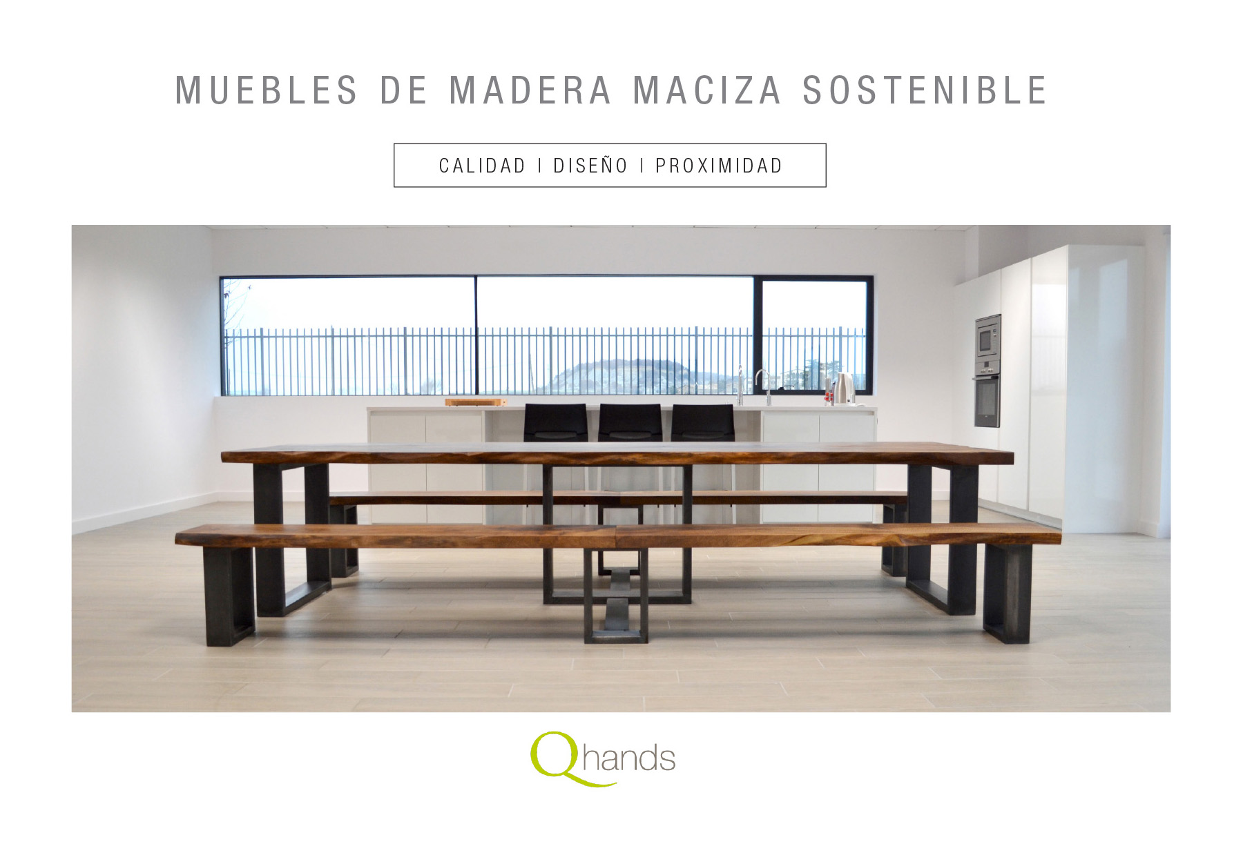 Arquitectura Interiorismo Construcci N La Vanguardia  # Muebles De Madera Sostenible