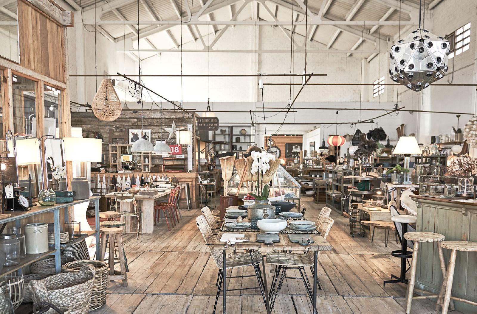 El oasis para los fans de los muebles de estilo industrial - Muebles de estilo industrial ...