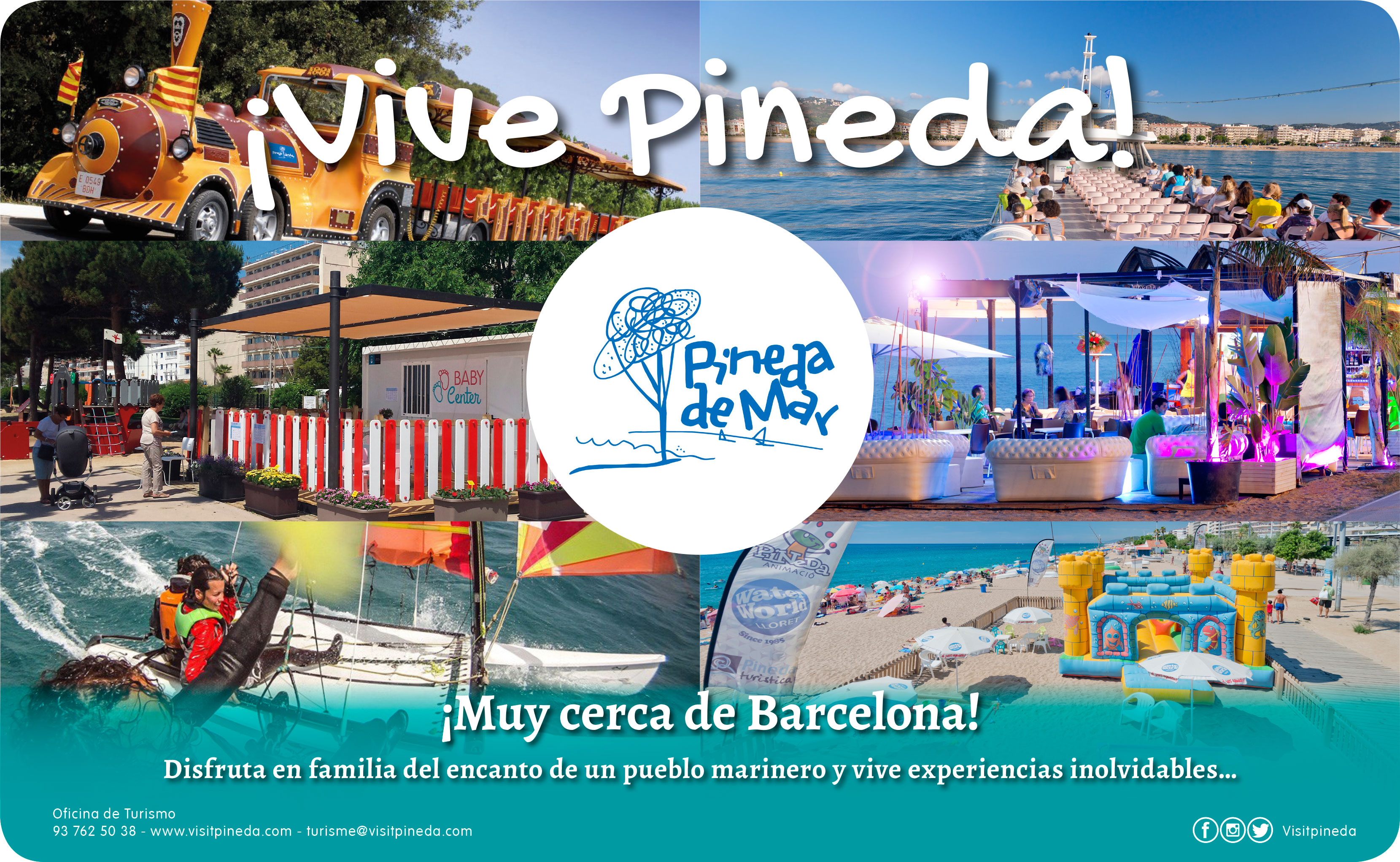 Pineda de Mar - ¡Vive Pineda!